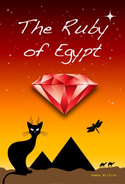 Ruby of Egypt Cover 2013
