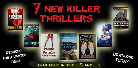 kILLER tHRILLER bOOK lAUNCH