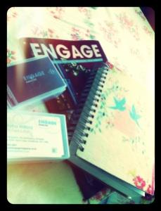 Engage blog