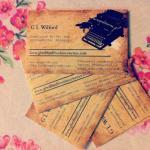 Freelance Bus Cards