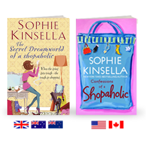 Image from Author Sophie Kinsella website, please click to visit