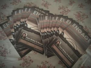 Engage Issue One Copies