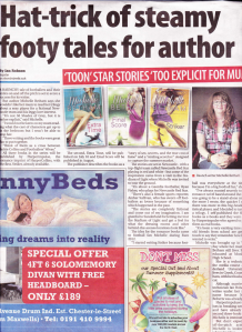 Michelle was recently featured in The Sunday Sun. Click here to view more