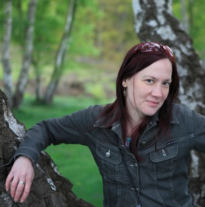 Chrissie Parker Author Pic