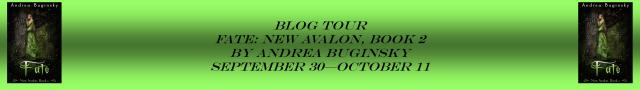 Fate Blog Tour Banner